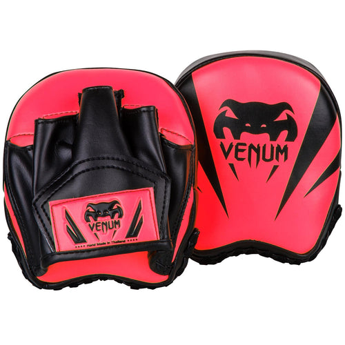 Venum Elite Mini Focus Mitts - Fluo pink picture 1