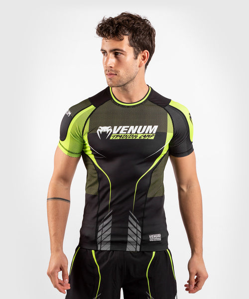 Venum Training Camp 3.0 Rashguard - Short Sleeves - picture 1