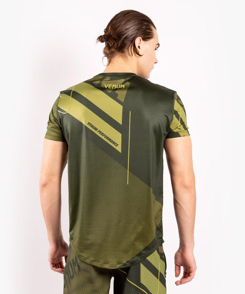 Venum Loma Commando Dry Tech  T-shirt - Khaki picture 2