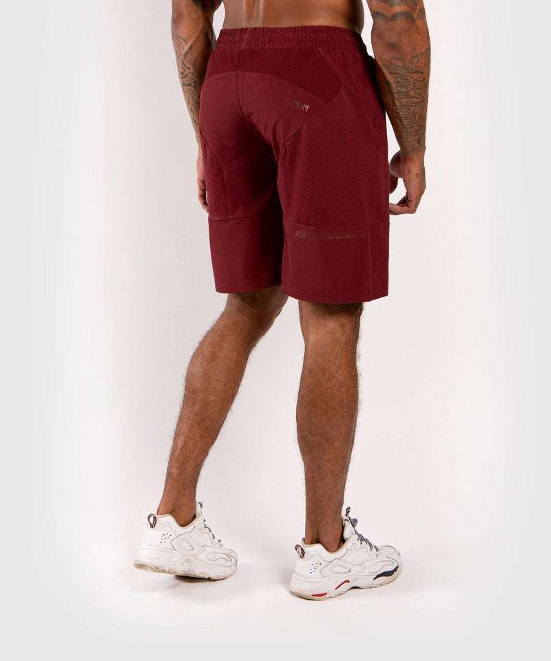 Venum G-Fit Training Shorts - Burgundy picture 4