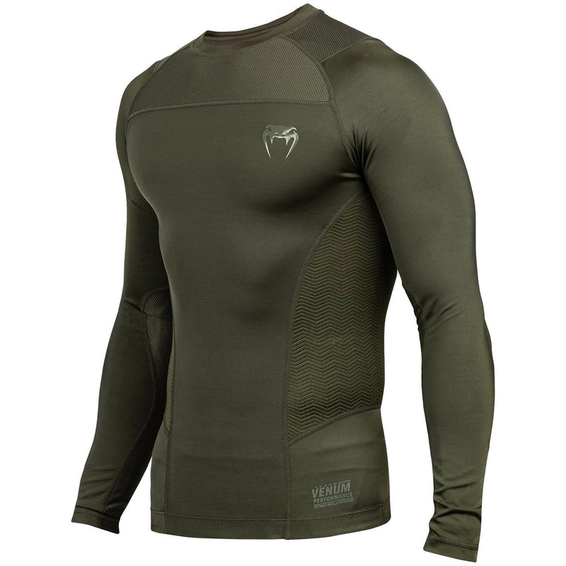Venum G-Fit Rashguard - Long Sleeves – Khaki picture 2
