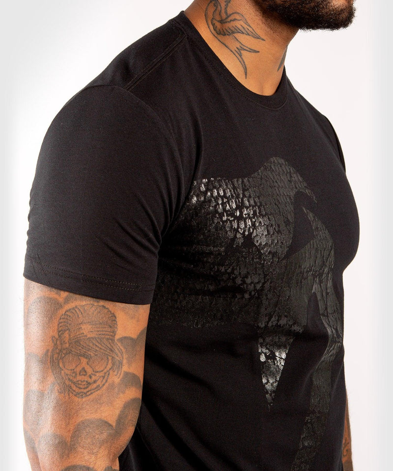 Venum Giant T-shirt – Matte/Black picture 5