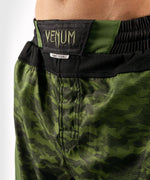Venum Trooper Fightshorts - Forest camo/Black picture 6