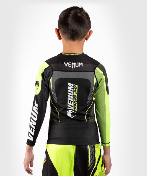 Venum Training Camp 3.0 Kids Rashguard - picture 2