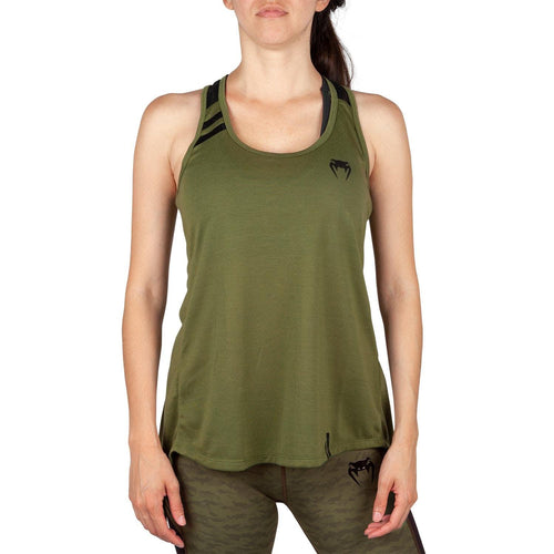 Venum Power 2.0 Tank Top - For Women – Khaki/Black picture 1