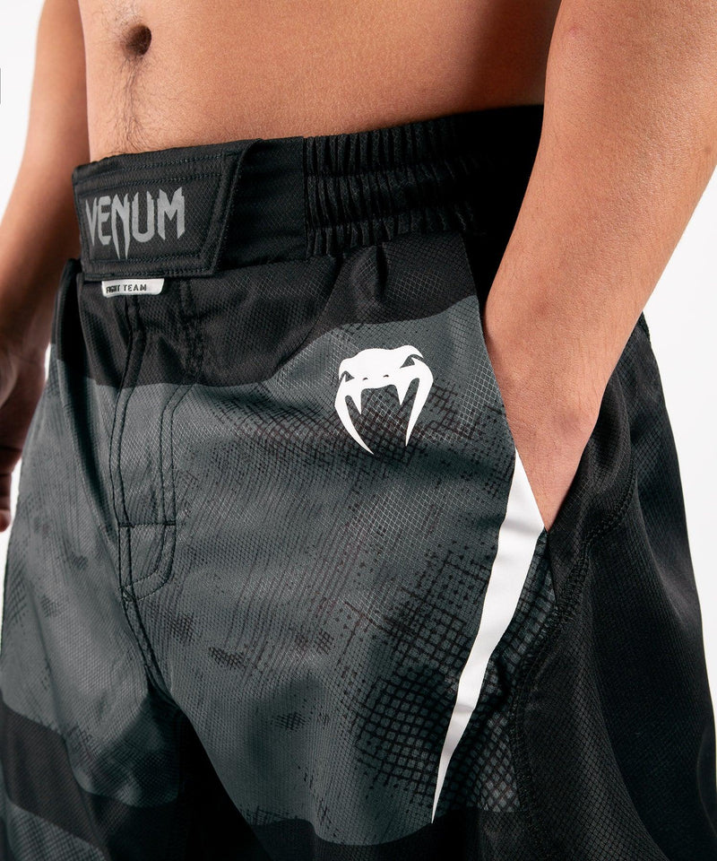 Venum Sky247 Fightshort – Black/Gray picture 4
