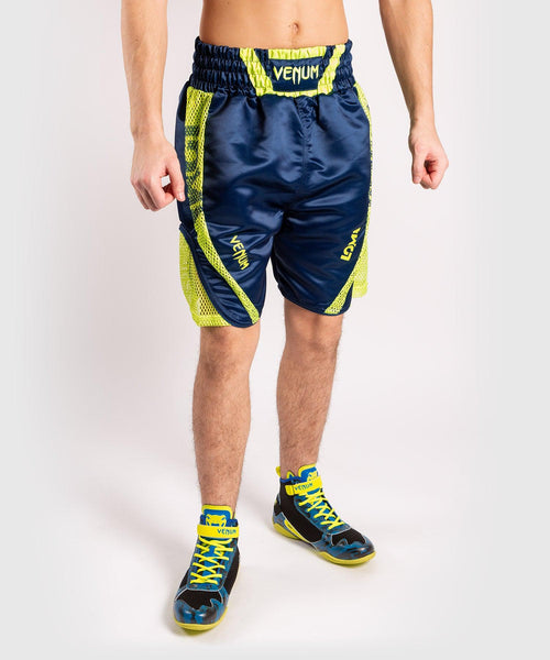 Venum Origins Boxing Short Loma Edition Blue/Yellow picture 1