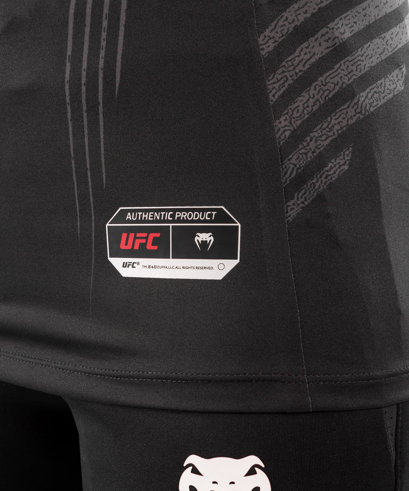 UFC Venum Authentic Fight Night Women's Walkout Jersey – Black Picture 9
