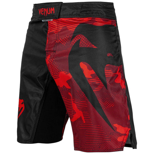 Venum Light 3.0 Fightshorts – Red/Black picture 1
