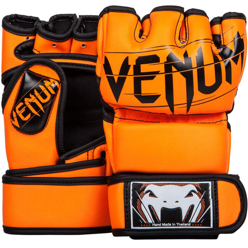 Venum Undisputed 2.0 MMA Gloves - Skintex Leather - Neo Orange picture 1
