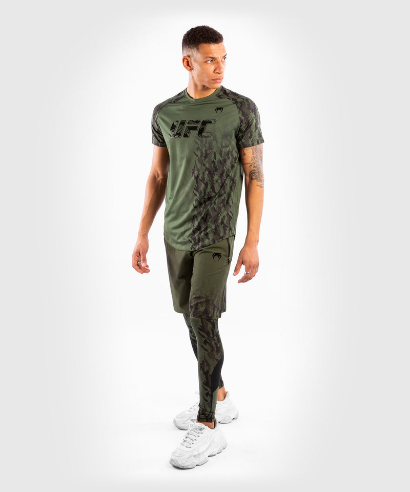 UFC Venum Authentic Fight Week Men's Performance Tight – Khaki Picture 8