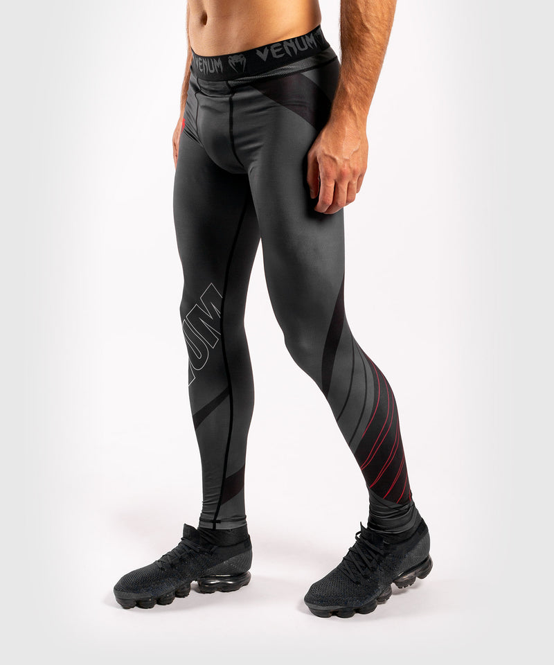 Venum Contender 5.0 Tights – Black/Red picture 3