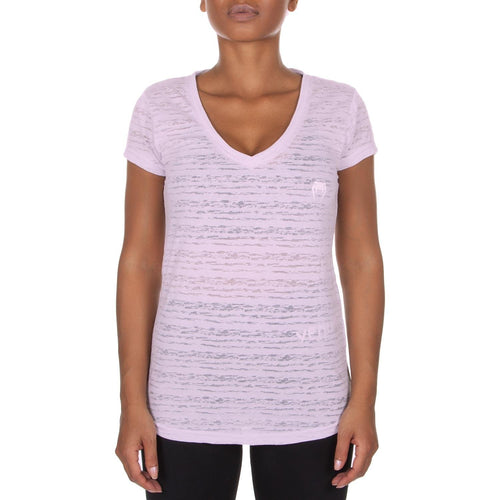 Venum Essential V Neck T-Shirt - Light Lilac picture 2