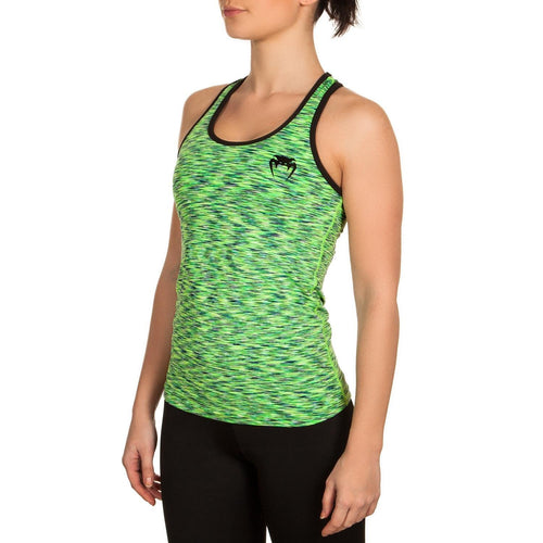 Venum Heather Tank Top – Green picture 1