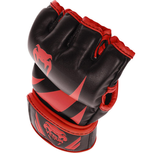 Venum Challenger MMA Gloves - Black/Red – Exclusive picture 2