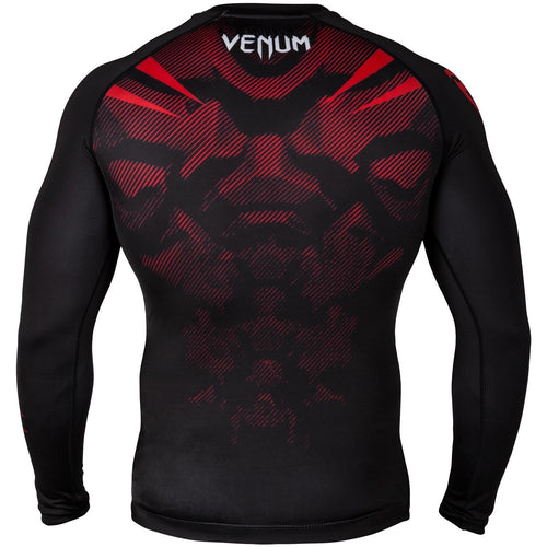 Venum NoGi 2.0 Rashguard - Long Sleeves – Black picture 4