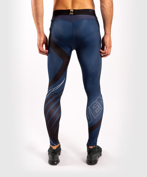 Venum Contender 5.0 Tights - Navy/Sand picture 2