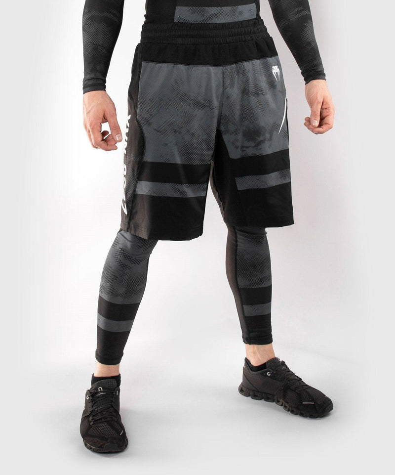 Venum Sky247 Training Short – Black/Grey picture 1