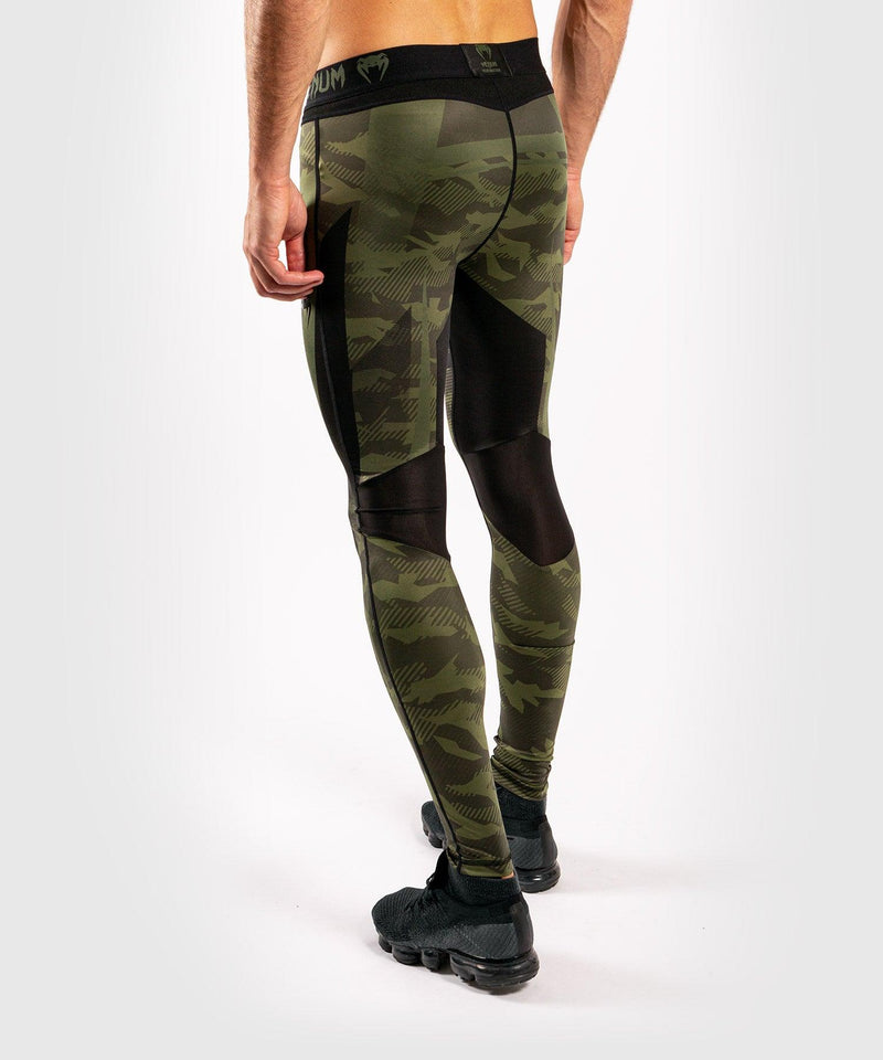 Venum Trooper Tights - Forest camo/Black picture 4