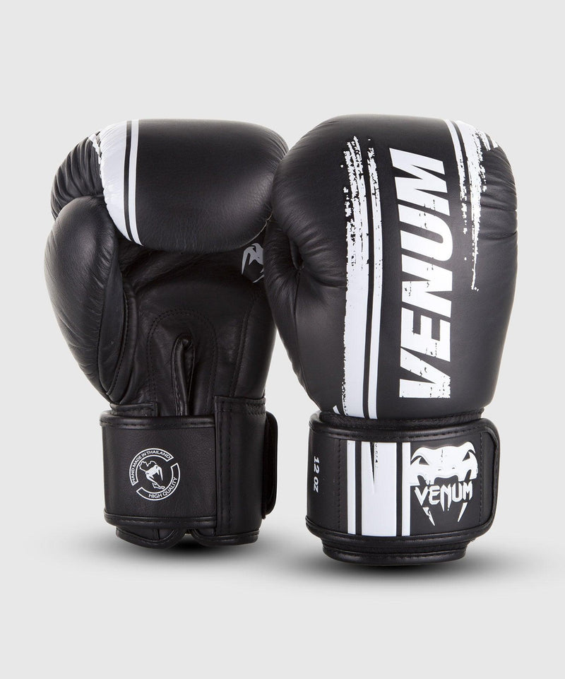 Venum Bangkok Spirit Boxing Gloves - Nappa leather - Black picture 2