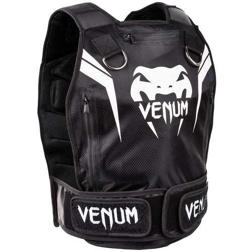 Venum Elite Weighted Vest - Black/White picture 1