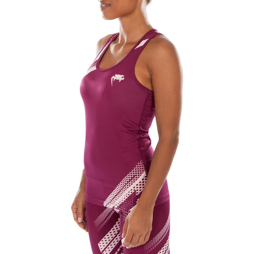 Venum Rapid Tank Top – Plum picture 2