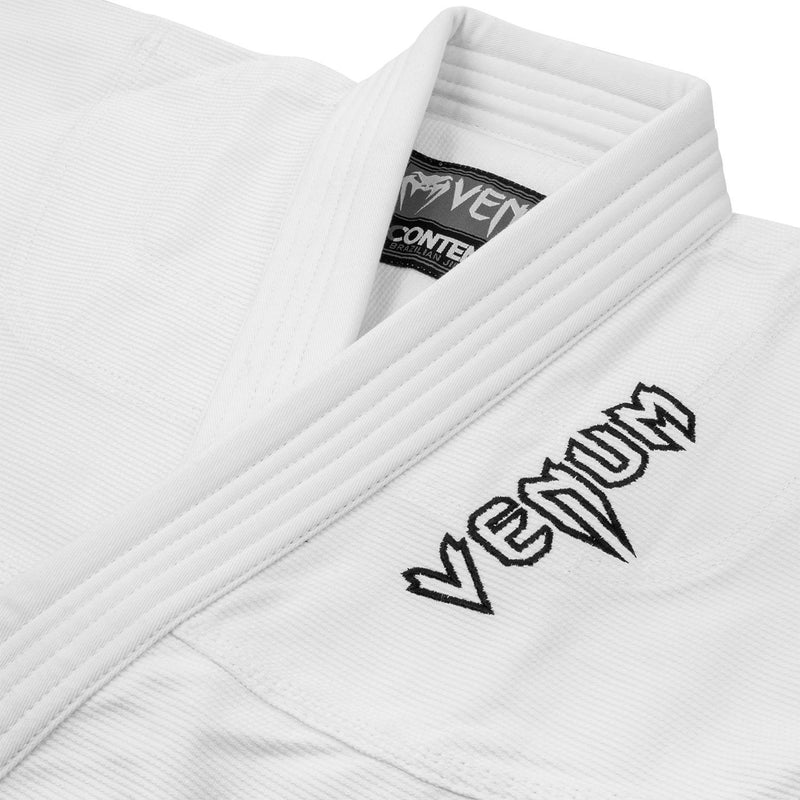 Venum Contender Kids BJJ Gi (Free white belt included) - White picture 4