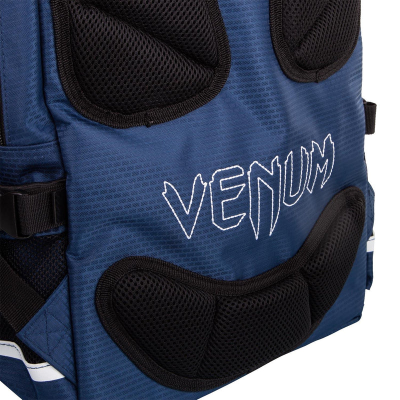 Venum Challenger Pro Backpack - Navy Blue/White picture 6