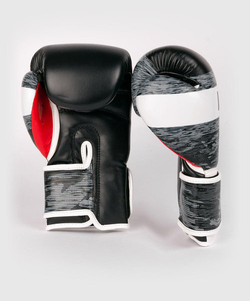 Venum Bandit boxing gloves - for kids - Black/Grey picture 2