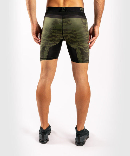 Venum Trooper compression shorts - Forest camo/Black picture 2