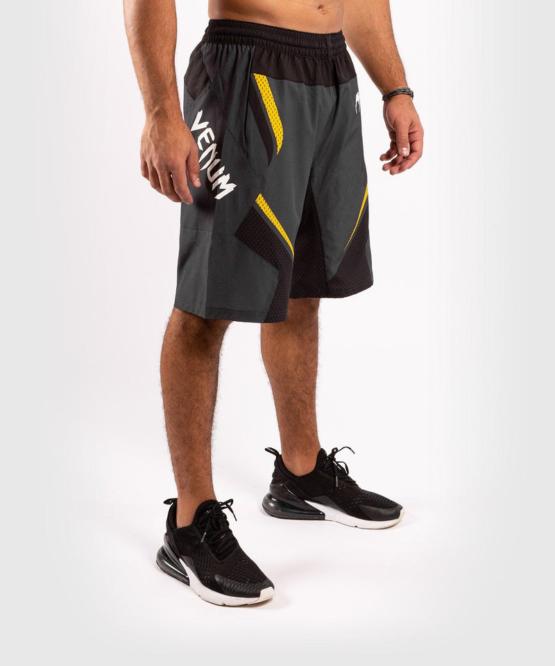 Venum ONE FC Impact Training shorts - Grey/Yellow - picture 5