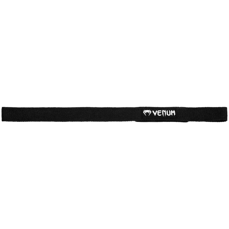 Venum Hyperlift Weightlifting Straps - Black (Pair) picture 4