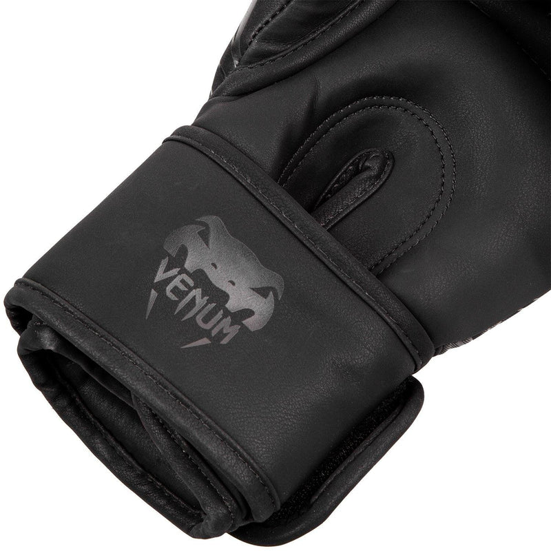 Venum Dragon's Flight Boxing Gloves – Black/Black picture 7