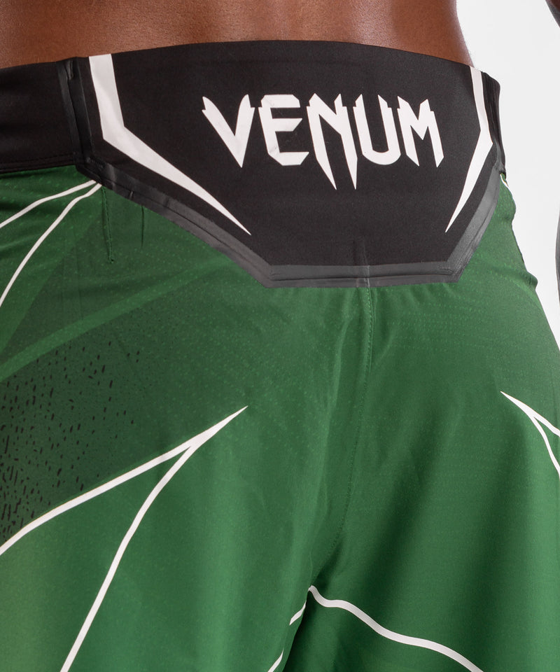 UFC Venum Authentic Fight Night Men's Gladiator Shorts – Green Picture 7