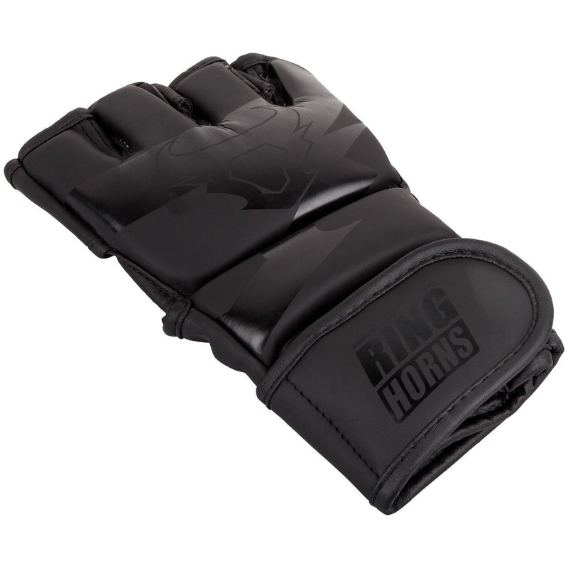 Ringhorns Charger MMA Gloves - Black/Black picture 2