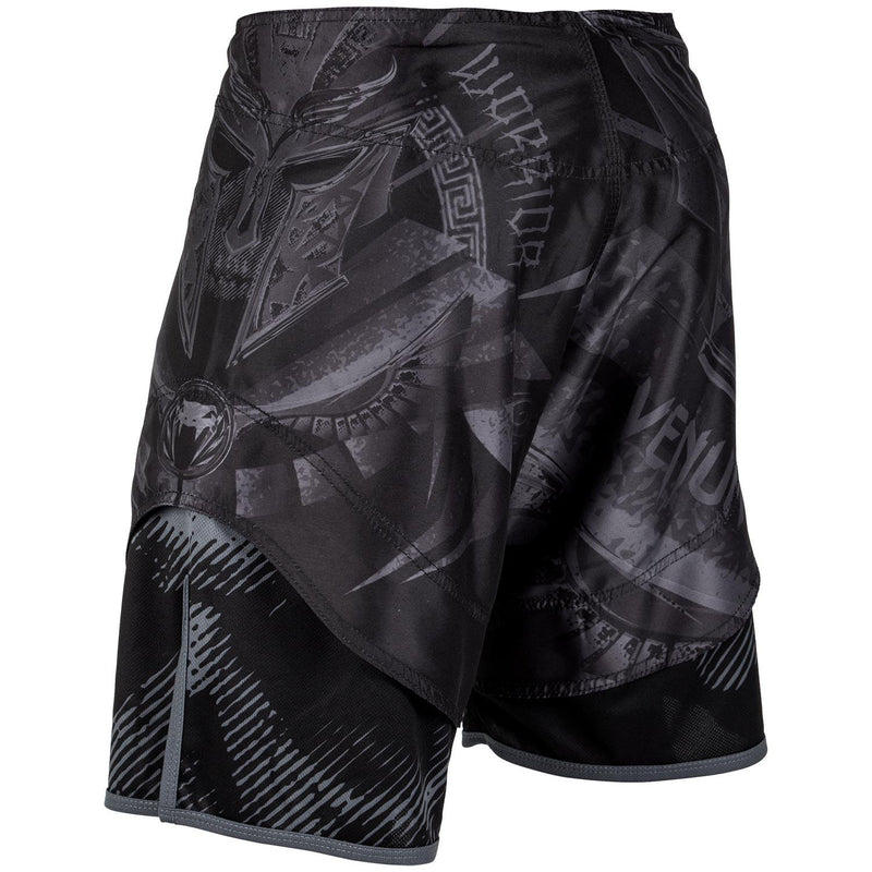 Venum Gladiator 3.0 Fightshorts – Black/Black picture 3