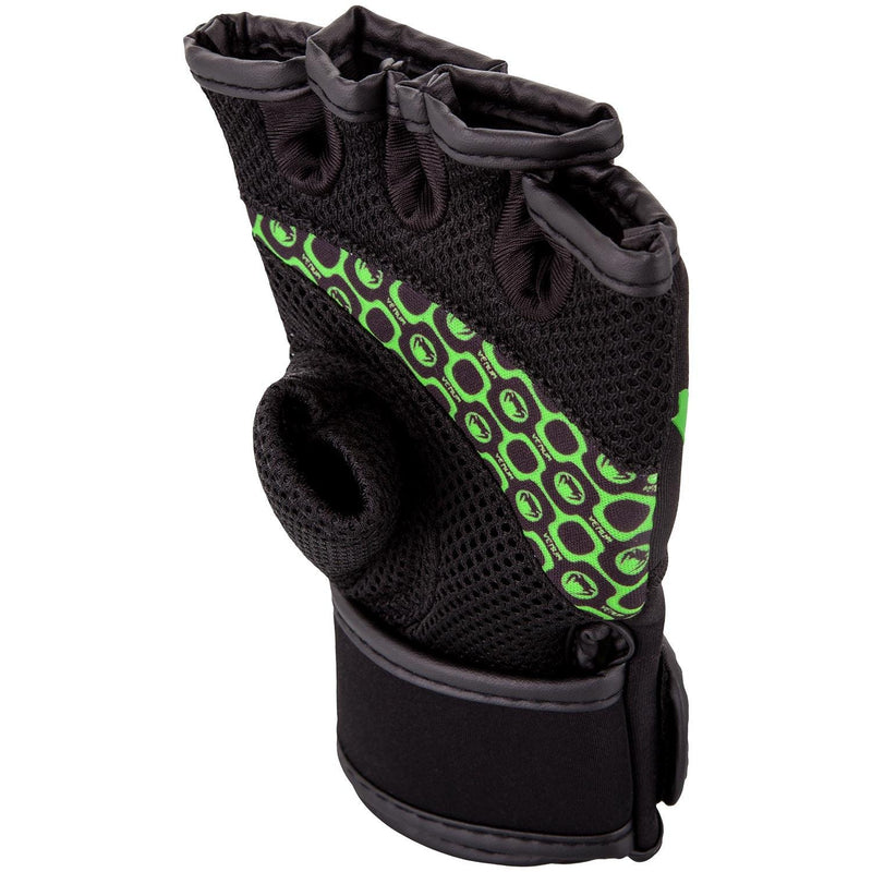 Venum Aero Body Fitness Gloves - Black/Neo Yellow picture 3
