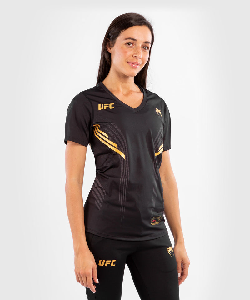 UFC Venum Authentic Fight Night Women's Walkout Jersey – Champion Picture 4
