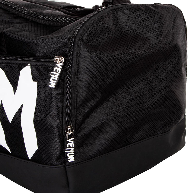Venum Sparring Sport Bag – Black/White picture 4