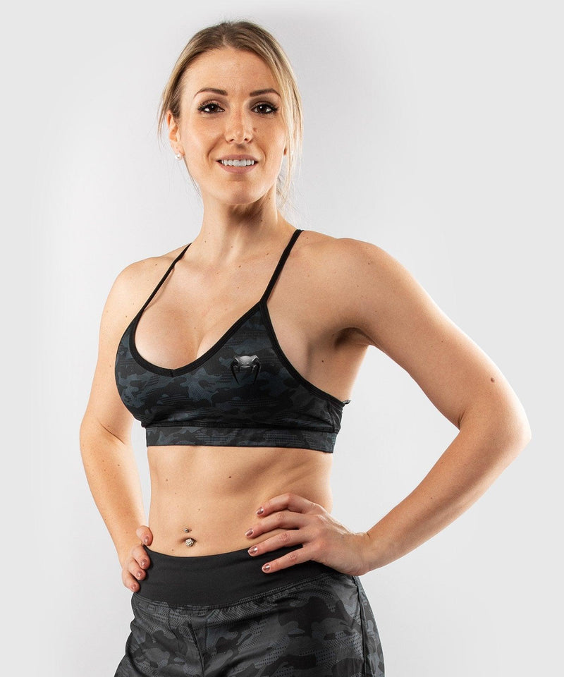Venum Defender bras - for women - Black/Black