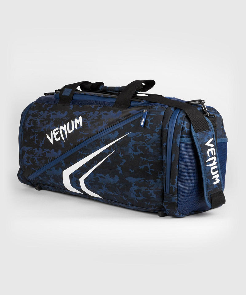 Venum Trainer Lite Evo Sports Bags - Blue/White picture 1