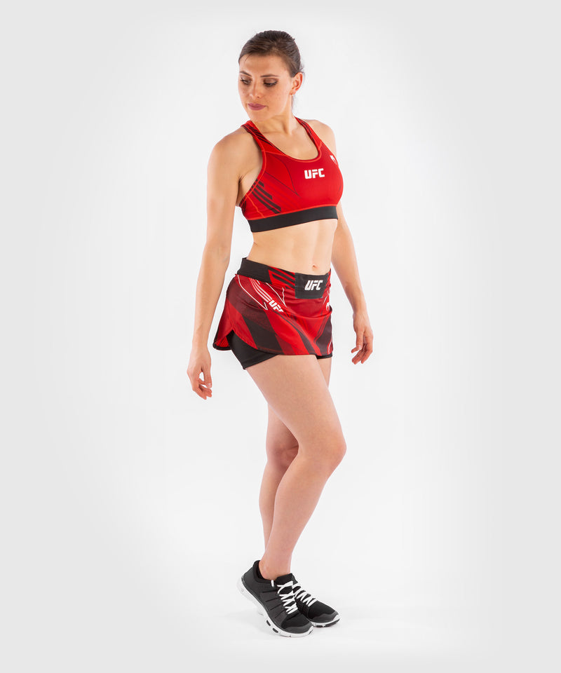 UFC Venum Authentic Fight Night Women's Skort – Red Picture 8