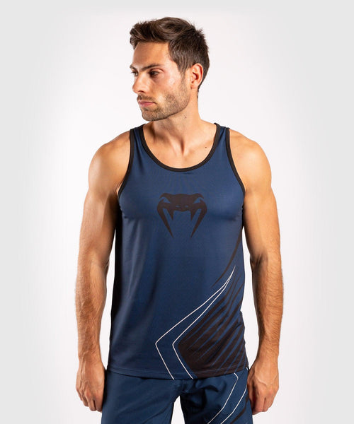 Venum Contender 5.0 Dry-Tech Tank – Navy/Sand picture 1
