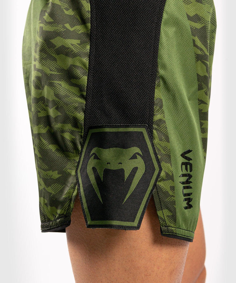 Venum Trooper Fightshorts - Forest camo/Black picture 7