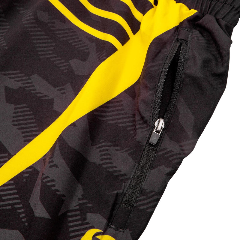 Venum Okinawa 2.0 Training Shorts – Black/Yellow picture 6