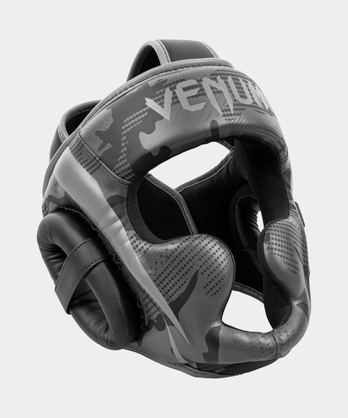 Venum Elite Boxing Headgear - Black/Pink Gold picture 9