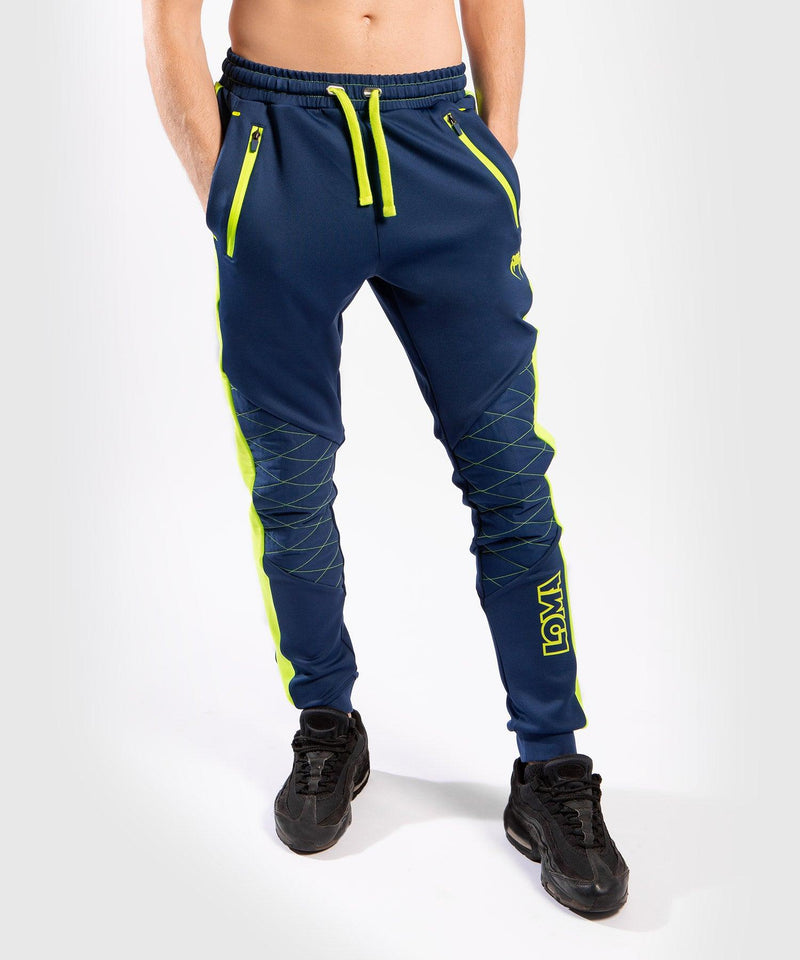 Venum Origins Joggers Blue/Yellow picture 1