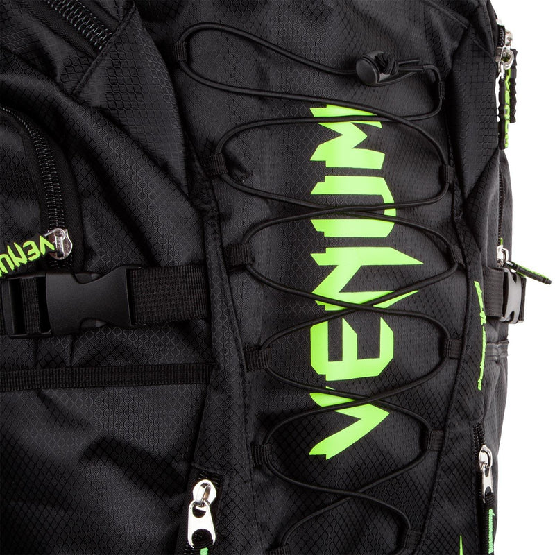 Venum Challenger Xtrem Backpack - Black/Neo Yellow picture 7