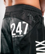 Venum Sky247 Fightshort – Black/Gray picture 5
