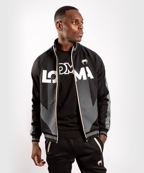 Venum Arrow Track Jacket Loma Edition - Black/White picture 1